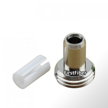 VFL Metal Part and Ceramic Tube Connector Replacement for Visual Fault Locator