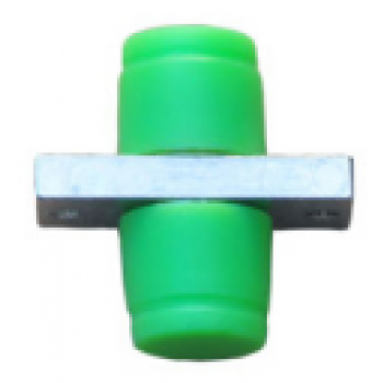 Mating sleeve adaptor, FC/APC connecting port, simplex, rectangle shape, zirconia internal tube, metal material