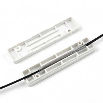 Fiber Drop Cable Protector, FTTH Drop Splice Closure