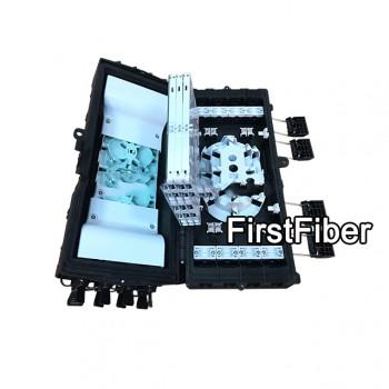 Pre-terminated Fiber Optic Closure 16 Cores