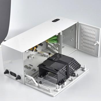 Indoor MDU Fibre Access Terminal 48 Fibers Modular Design MDU Box FF-FTB48B