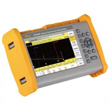 SM & MM OTDR, Wavelength 850/1300/1310/1550nm, Dynamic Range 19/21/35/33dB, Built-in VFL (Model# FHO5000-MD21)
