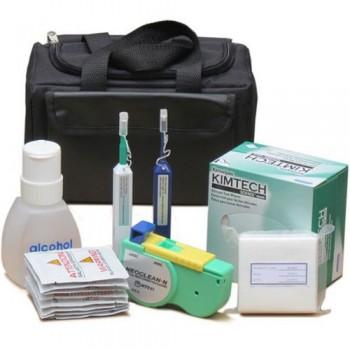 Fiber Optic Cleaning Tools Kit