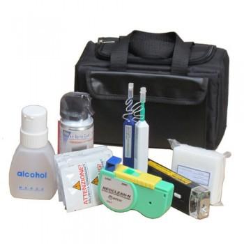 9 In 1 Fiber Optic Inspection And Cleaning Kit, Fiber Optic Hand Tool Bag, Model# KC-300S-E