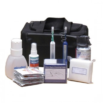 9 In 1 Fiber Optic Inspection And Cleaning Kits, Model# KC-300S-P