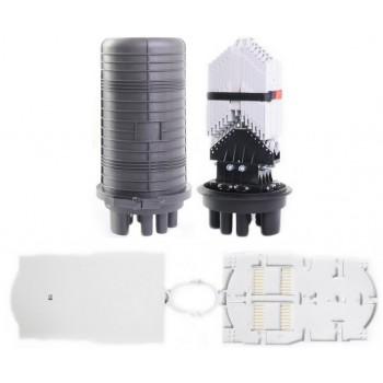 FOSCYH7 Dome Type Heat Shrinkable Fiber Optic Splice Closure (FOSC)