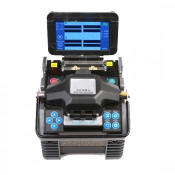 FF-ALK88 Fiber Optic Fusion Splicer, Optical Fiber Fusion Machine, w. Cleaver