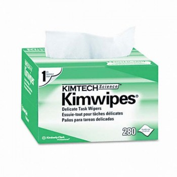 Kim Wipes, Individual Box, 280 wipes/box