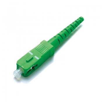 SC/APC Epoxy Connector with 2.0mm Boot