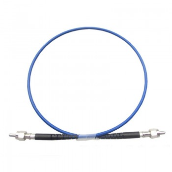 SMA905 Flat End Face Patch Cable High Power Patch Cord Energy Laser Cable Armored Cable