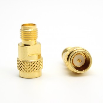SAM Female to Male Fast Connector 20GHz
