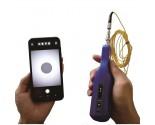 FF-730AW Fiber Monitor Handheld Optic Fiber Inspection Probe Optical Fiber Video Microscope WIFI