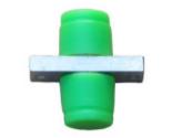 Mating sleeve adaptor, FC/APC connecting port, simplex, rectangle shape, zirconia internal tube, metal material