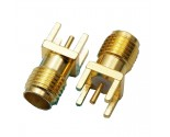 RF SMA Female Adapter for PCB Board SMA-KE SMA-KHD