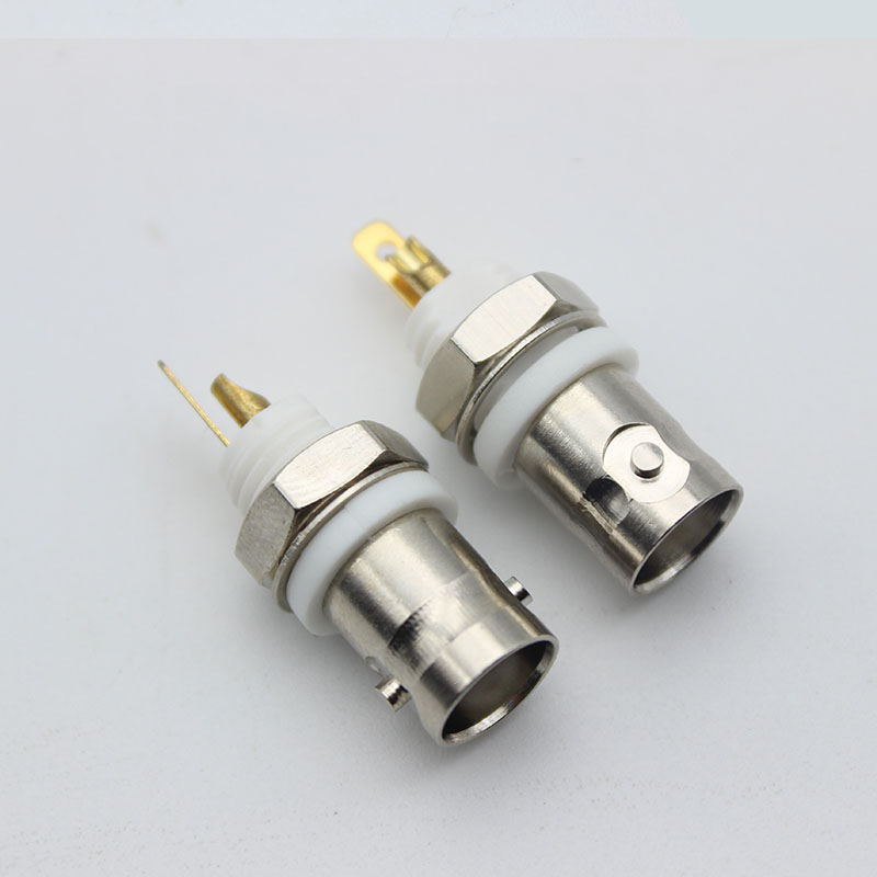 BNC Female Connector Adapter for PCB BNC-50KY BNC-KYBNC Q9-50KY
