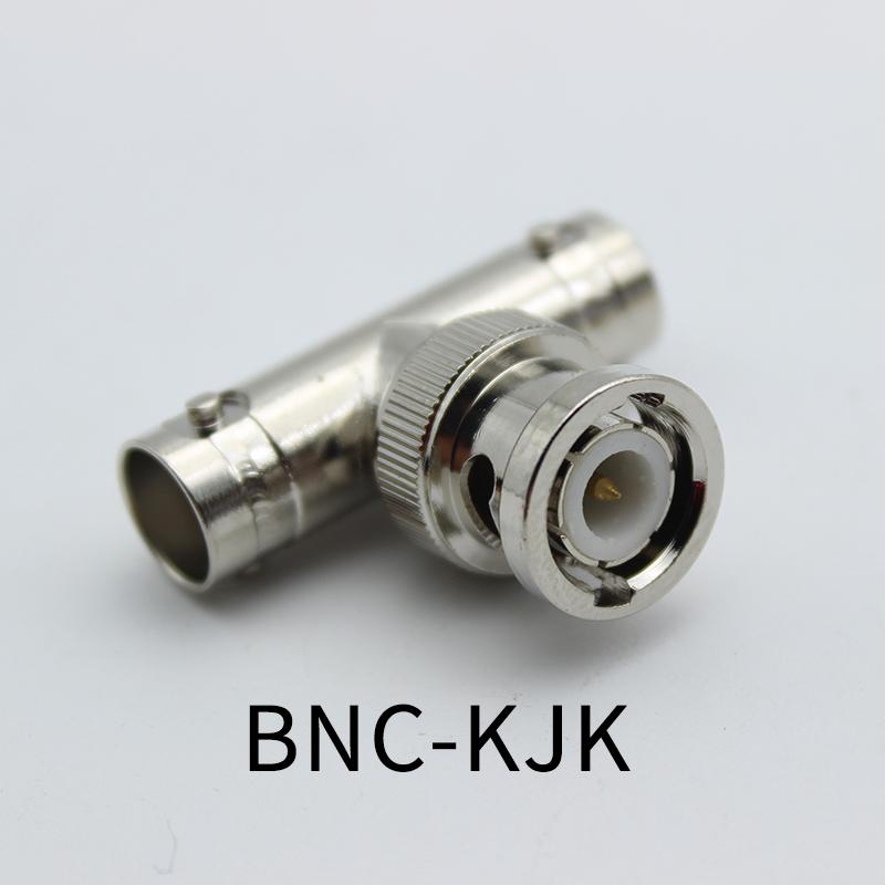 Triple BNC Connector BNC-KKK BNC-KJK