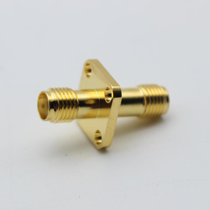 SMA Female to SMA Female Adapter RF Connector