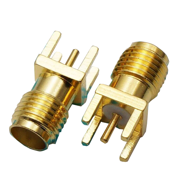 RF SMA Female Adapter for PCB Board