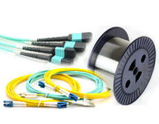 View Fiber Optic Patch Cables