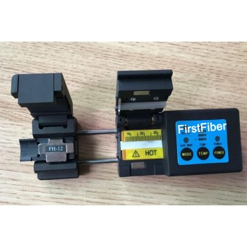 FOTS-R250 Thermal Stripper works for both single and ribbon fibers