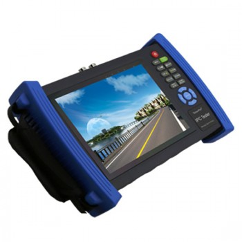 7 inch Touch Screen IP Camera CCTV Security Tester IPC Tester Support ONVIF/1080P HD camera/ HDMI / WIFI / POE.etc