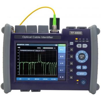 FF-6800 Optical Cable Identifier OCID Optical Fiber Seeking Fiber Tracking