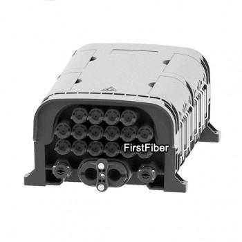 Pre-terminated Fiber Optic Closure 16 Cores model# FF-FTB16L