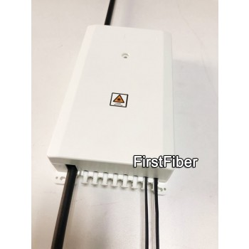 8 Cores Fiber Terminal Box for Vertical Cabling Model FF-FTB8E