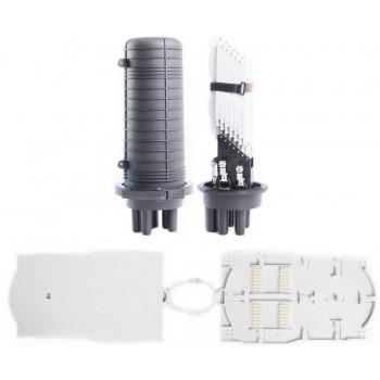 FOSCYN5 Dome Type Heat Shrinkable Fiber Optic Splice Closure (FOSC)