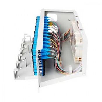FF-FPX-P12 High Density Fiber Optic Patch Panel ODF Optical Fiber Frame