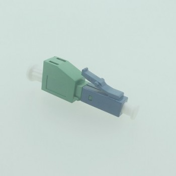 LC/APC Female to LC/UPC Male Adapter Fiber Connector Cable Coupler