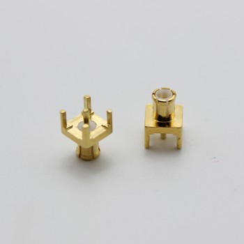 RF MCX Connector for PCB MCX-JE