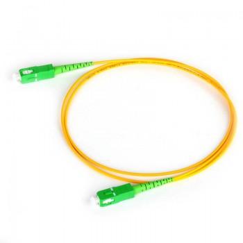 SC/APC-SC/APC SM Simplex Patch Cord