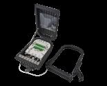 FTTH 16 cores fiber optic termination box (Model# FF-FTB16T)  316*250*126MM