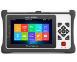 980EXT Pro mini OTDR Reflectometer with OPM OLS VFL Loss Attenuation Tester Touch Screen SC FC 1310nm 1550nm Fiber Optic OTDR
