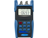 FF-3209A Optical Multi Meter (Light Source & Power Meter in 1 Device), Optical Insertion Loss Tester