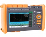 2020 New PRO Fiber Optic OTDR Reflectometer with OPM OLS VFL functions, Report Printed, Touch Screen, FC SC ST Connectors