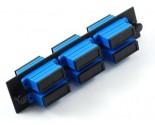 Duplex SC/UPC Adapters Plate