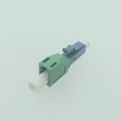 LC/APC Female to LC/UPC Male Adapter