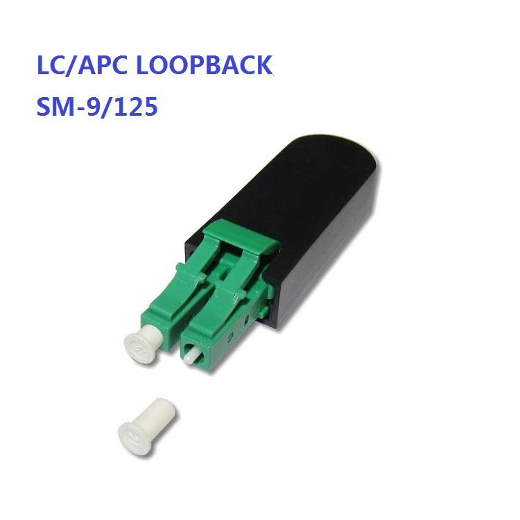 LC duplex loopback