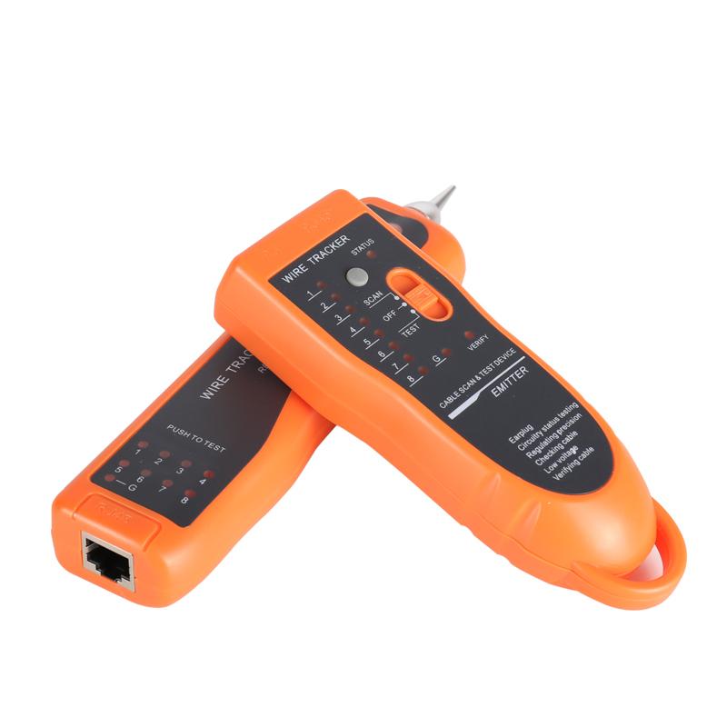 RJ45 RJ11 LAN cable tester