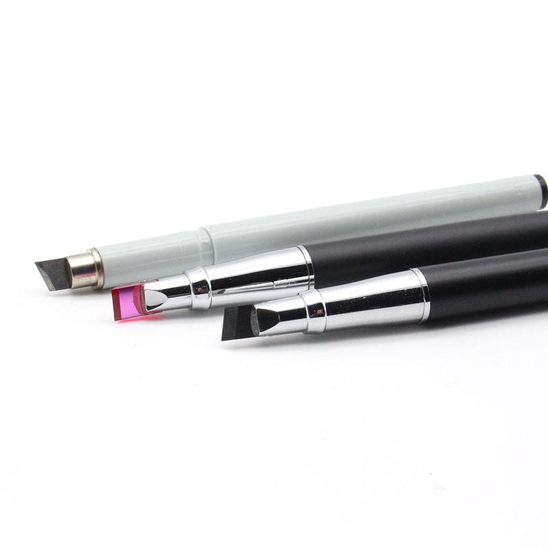 Red Ruby Blade Scriber Fiber Cleaver Optical Fiber Cutter Pen Type